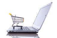 shopping-cart-on-laptop-computer